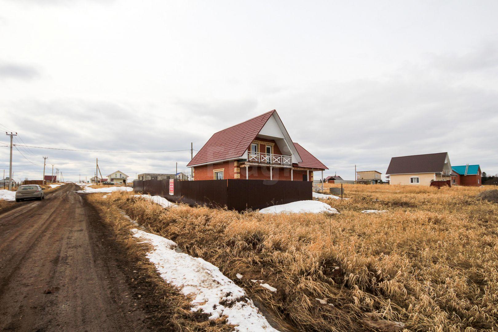 двухэтажный дом площадью 156 кв. м. расположенный в д. заполье култаевского сельско...