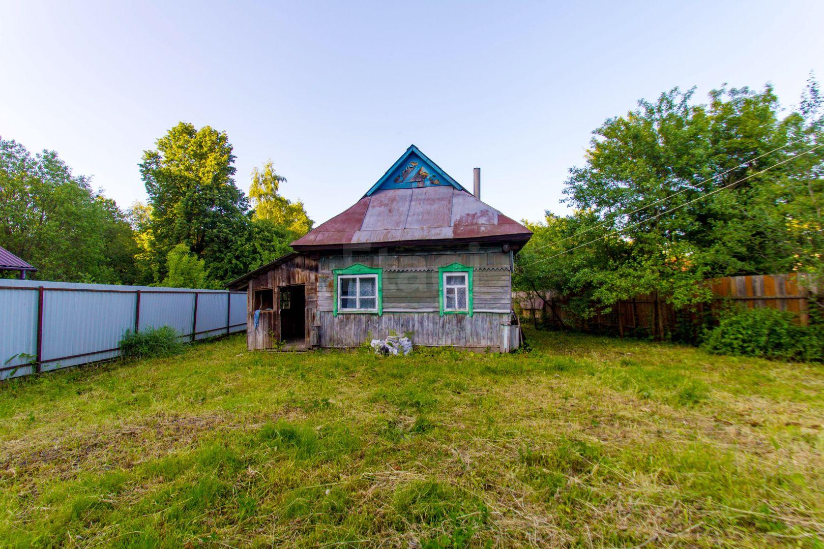 Продажа дома, 54м <sup>2</sup>, г. Калуга, Первомайская