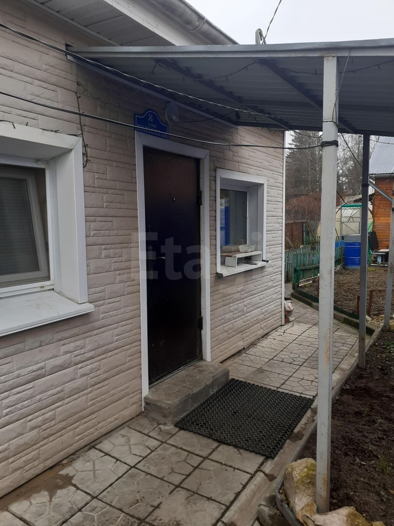 Продажа дома, 49м <sup>2</sup>, г. Калуга, Колхозная