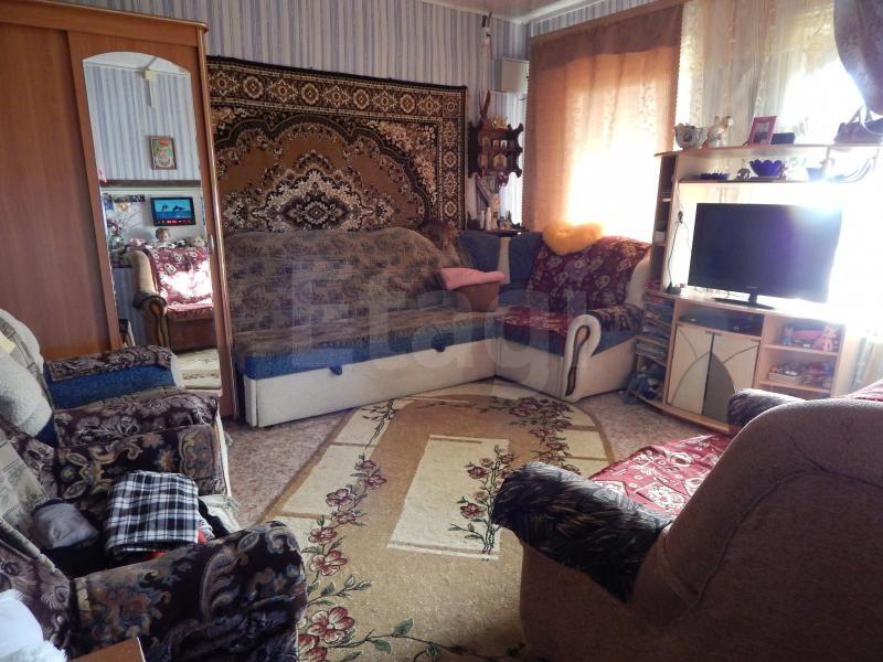 двухкомнатная благоустроенная квартира в тюменской области с. исетское. общая пл ...