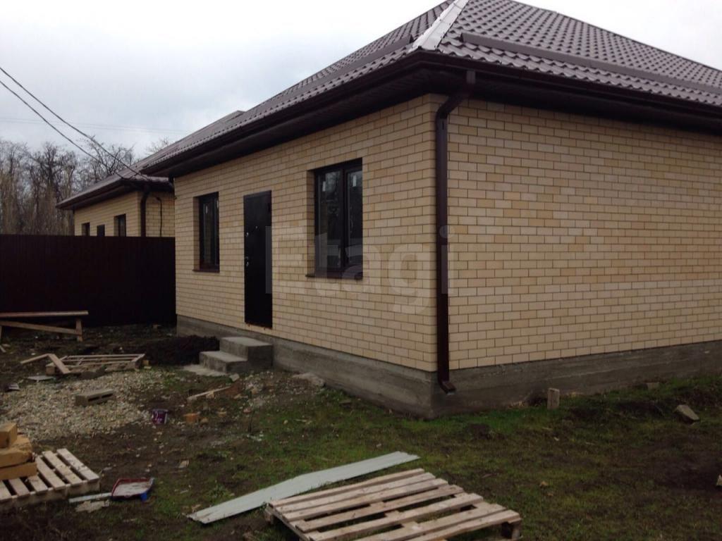 продаю 2 новых дома 2015 г. постройки. поселок газифицирован. дом общей площ. 80 кв. м, 3 ...