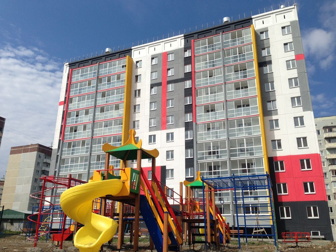 квартира бульвар Гайдара 9