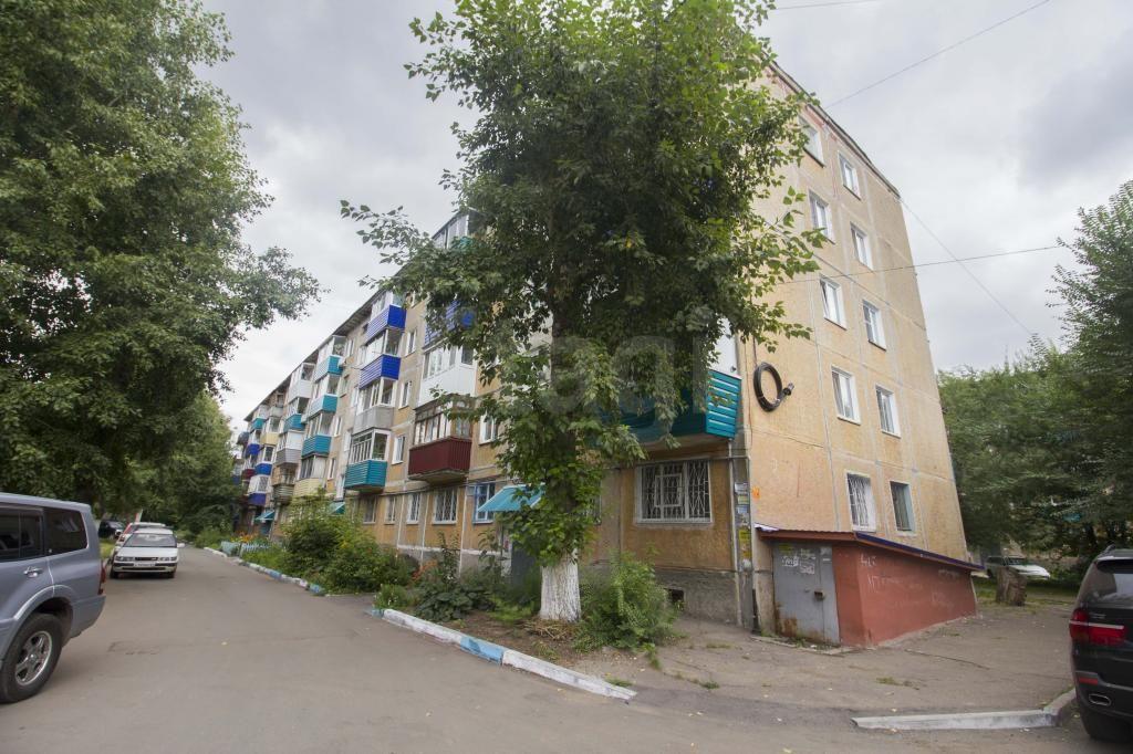 Продажа 2-комнатной квартиры, Комсомольск-на-Амуре, Вокзальная,  37 к 5