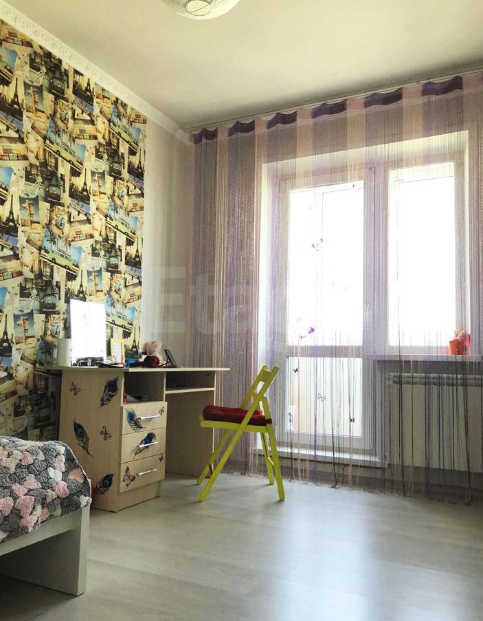Продажа 3-комнатной квартиры, Красноярск, Комсомольский пр-т,  3