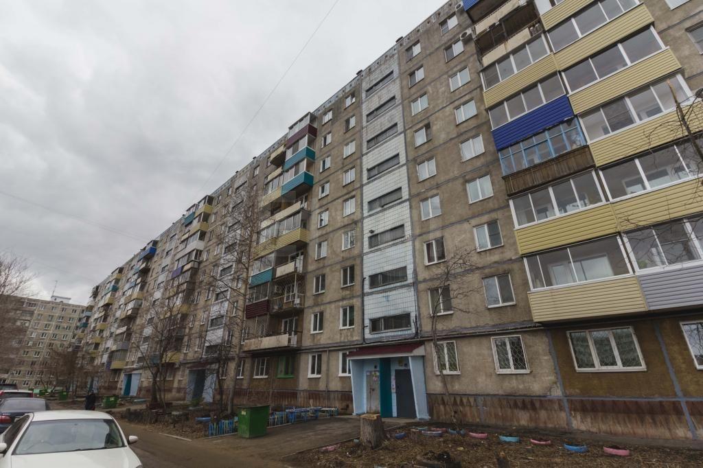Продажа 1-комнатной квартиры, Комсомольск-на-Амуре, Московский пр-т,  22 к 3
