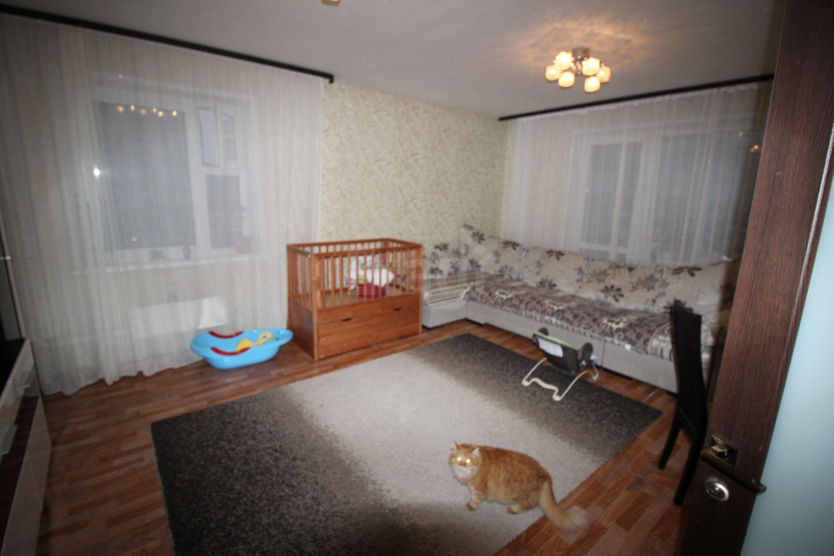 Продажа 2-комнатной квартиры, Красноярск, 60 лет образования СССР пр-т,  34