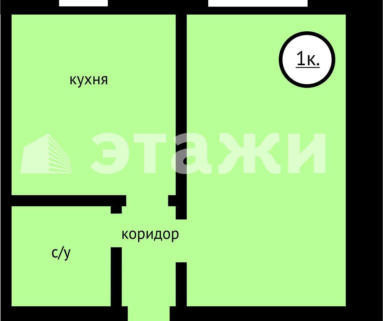 Объявление. г. Тюмень, Комната 13.1кв.м, Республики, 178. Фото 1