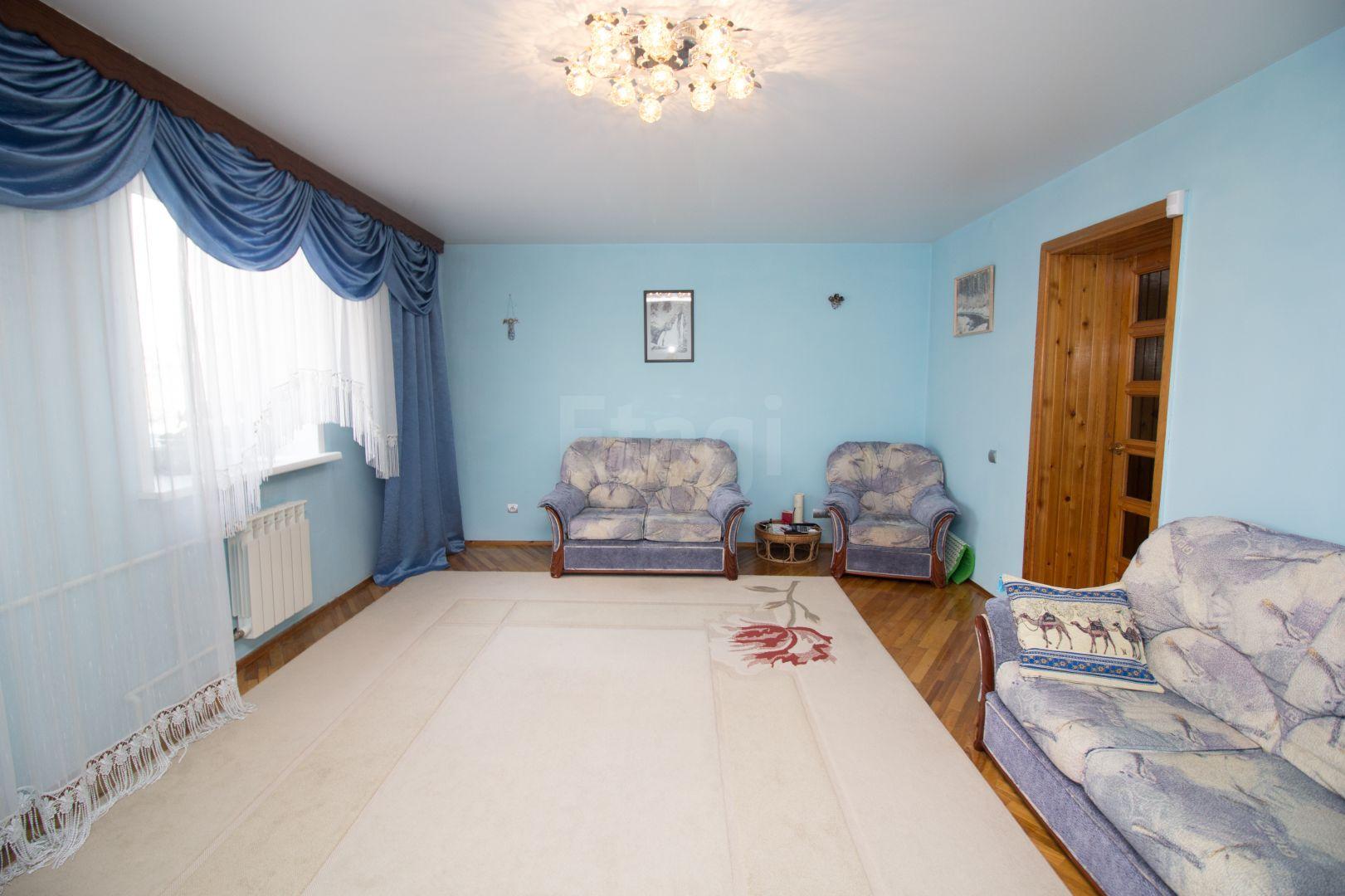 Продается пятикомнатная квартира за 11 500 000 рублей. Октябрьский, ул. Ядринцева, д. 7 (4 км до центра).