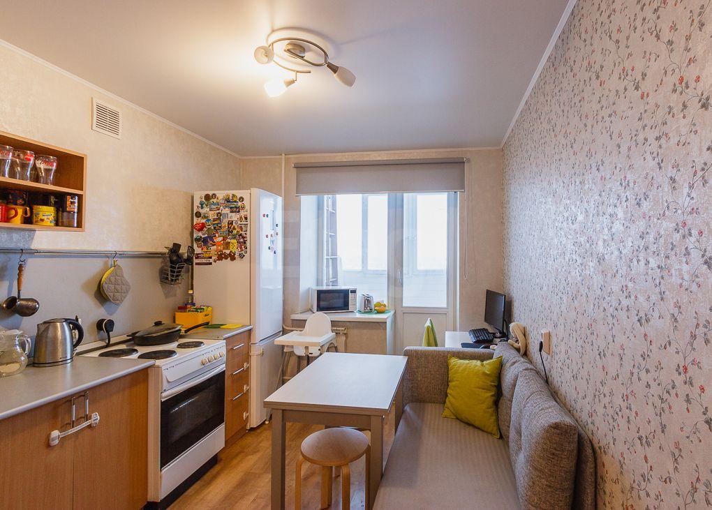 Продается однокомнатная квартира за 2 050 000 рублей. Бывалово, ул. Ярославская, д. 33 (2.9 км до центра).