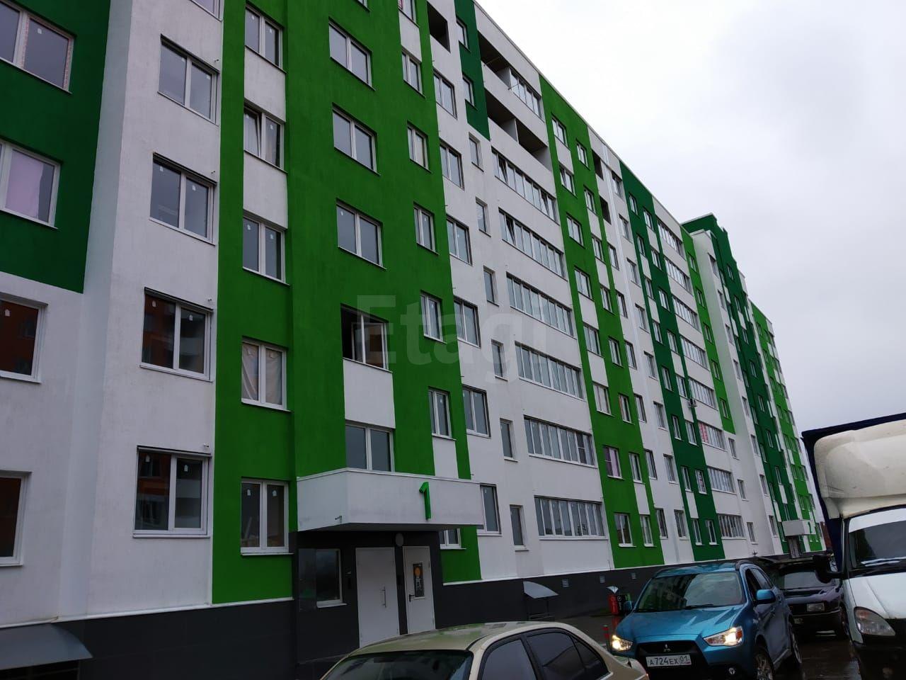 Продается однокомнатная квартира за 1 250 000 рублей. Новознаменский жилой район, ул. Войсковая (12.1 км до центра).