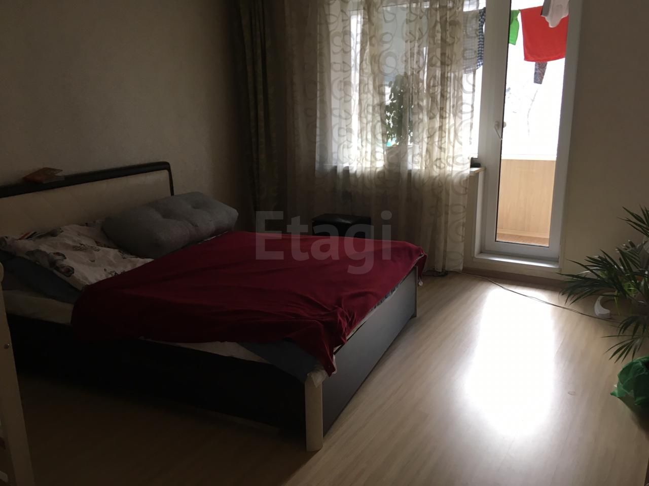 Продается четырехкомнатная квартира за 5 100 000 рублей. Железнодорожный, ул. ДОС, д. 67.