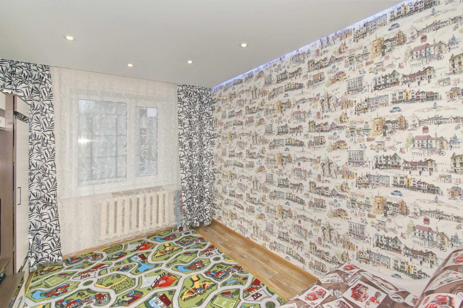 Продается двухкомнатная квартира за 3 850 000 рублей. 25 мкр, ул. Первопроходцев проезд, д. 14 (3.6 км до центра).