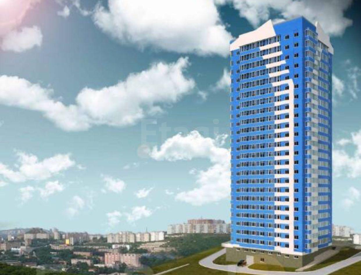 Продается трехкомнатная квартира за 5 500 000 рублей. Змеинка, ул. 2-я Поселковая, д. 3в.