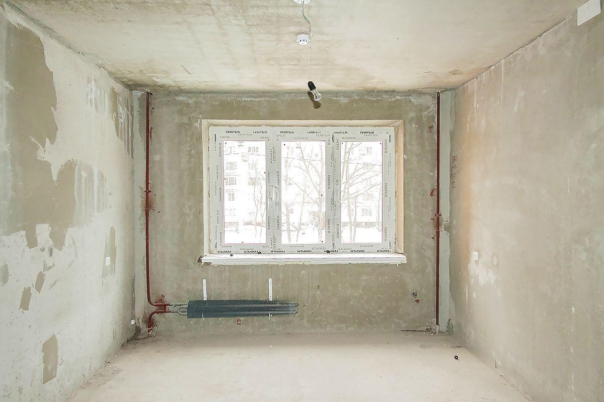 Продается однокомнатная квартира за 1 650 000 рублей. Фрунзенский, ул. Тормозное ш., д. 4 (7 км до центра).