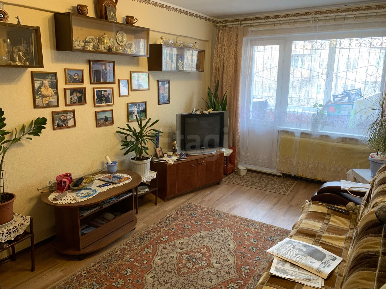 Продается трехкомнатная квартира за 2 800 000 рублей. Восточный, ул. Туполева, д. 16а (11.4 км до центра).
