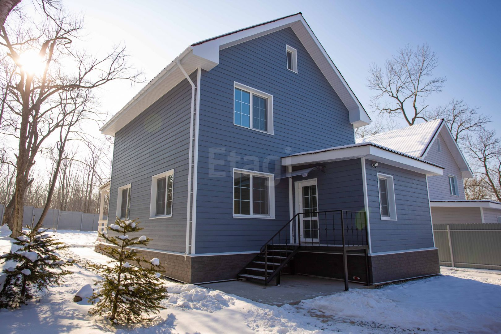 Зимние дома в кредит