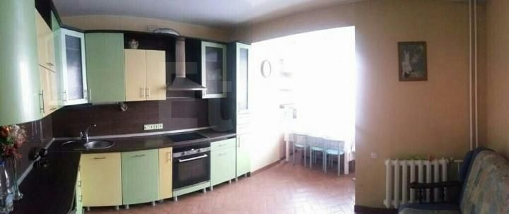 Продается однокомнатная квартира за 2 650 000 рублей. Рабочие улицы, ул. Харьковская, д. 23 (6.4 км до центра).