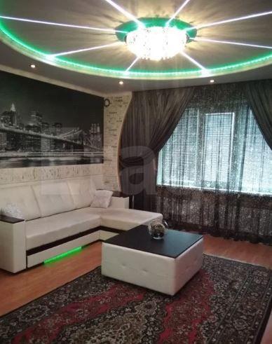 Продается четырехкомнатная квартира за 3 400 000 рублей. Новоильинский, ул. Авиаторов пр-т, д. 39 (16.2 км до центра).