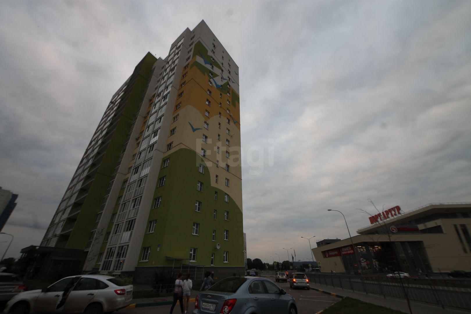 Продается однокомнатная квартира за 1 649 000 рублей. Автозаводский, ул. Южный бульвар, д. 15 (15 км до центра).
