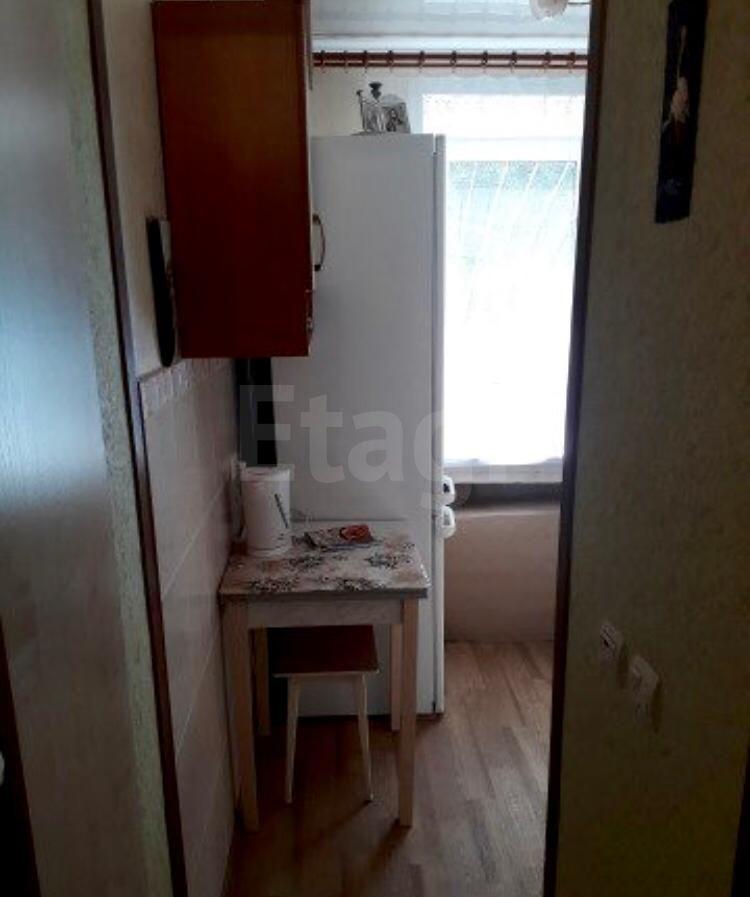 Продается однокомнатная квартира за 850 000 рублей. Левобережный, ул. Иркутская, д. 27 (6.5 км до центра).