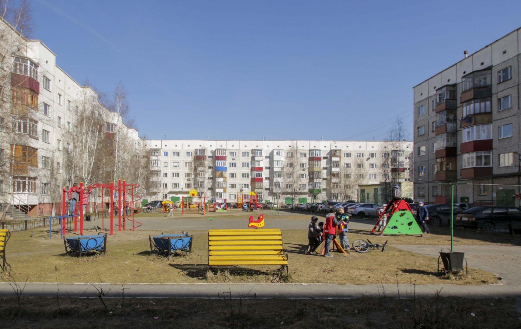 Продается однокомнатная квартира за 3 300 000 рублей. 13А мкр, ул. Островского, д. 21 к1 (1.1 км до центра).