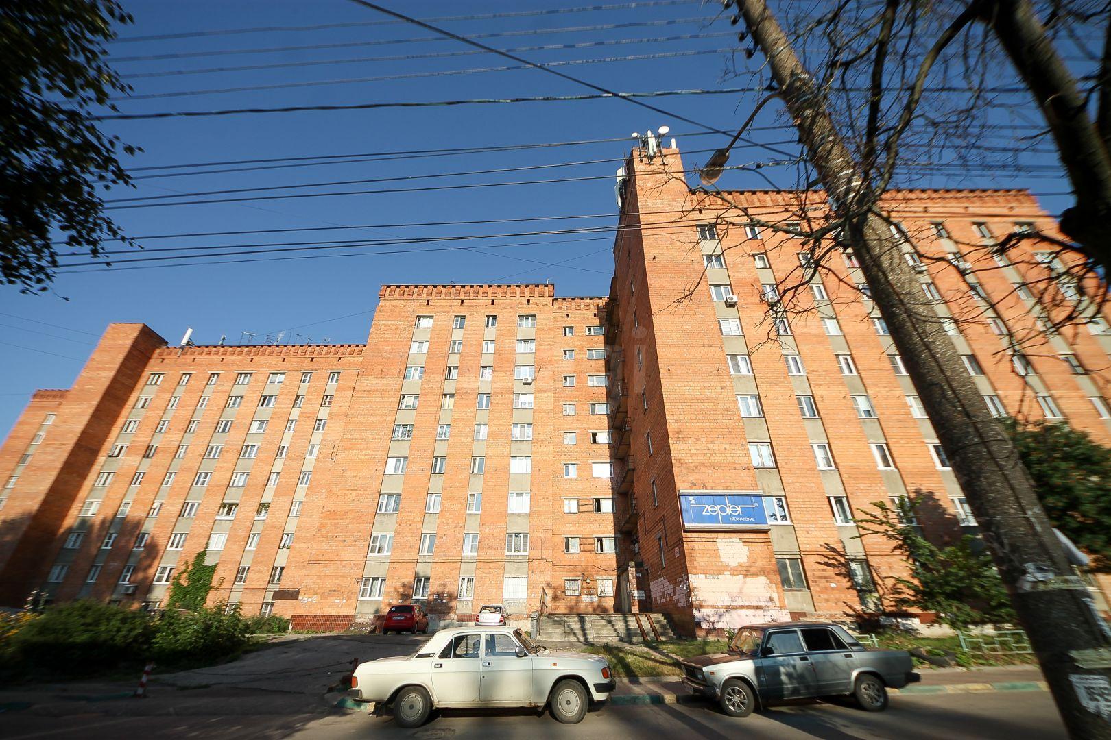 Продается однокомнатная квартира за 1 450 000 рублей. Нижегородский, ул. Нижегородская, д. 10 (1.4 км до центра).