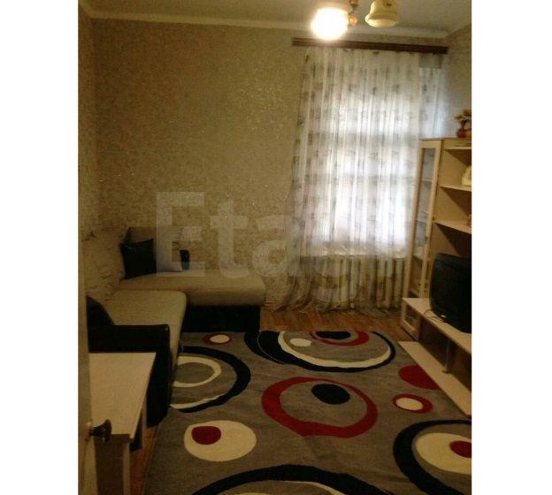 Продается однокомнатная квартира за 1 100 000 рублей. Заводской, ул. Федотовой, д. 9 (3.4 км до центра).