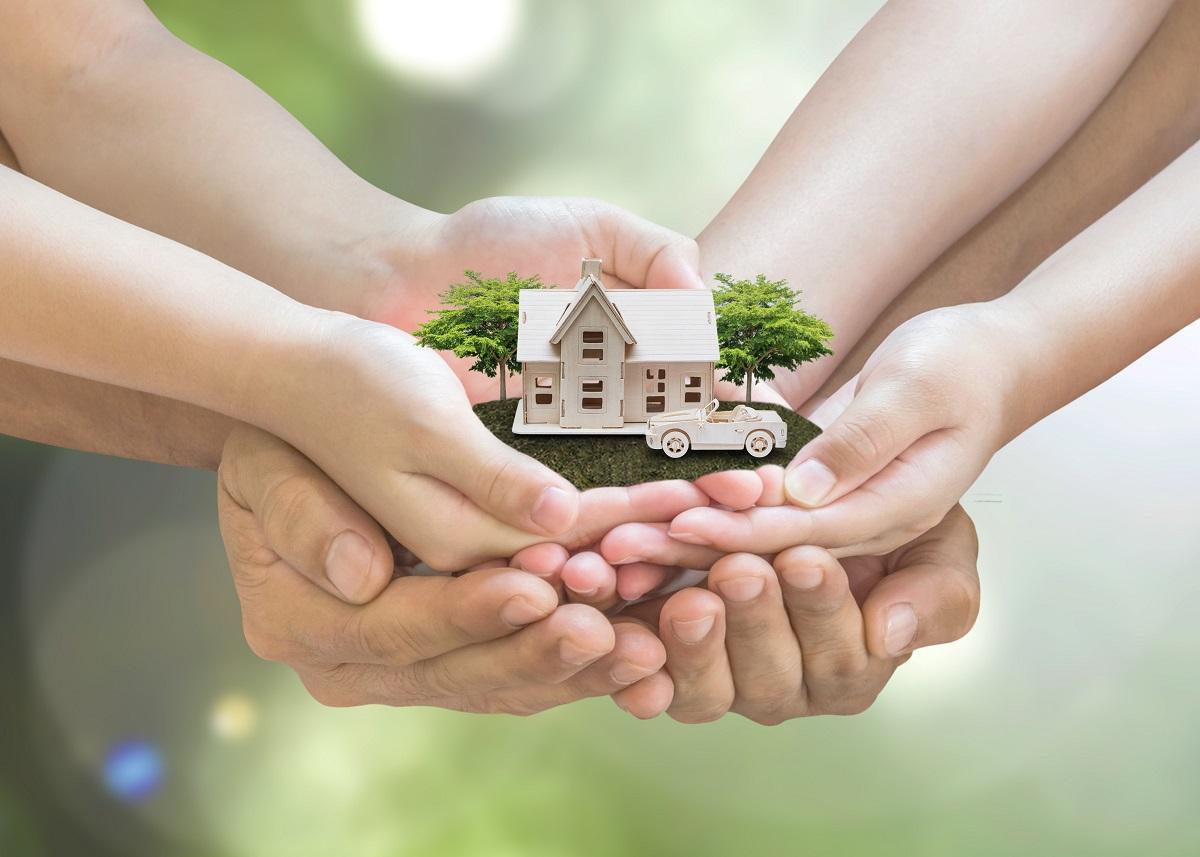 Ипотеку можно оформить в компании Этажи